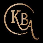 monogram transparens logo arany